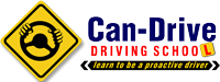 Candrive Driving School Logo